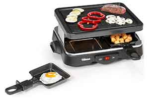raclette grill tristar